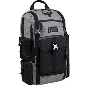Under Armour Project Rock Backpack Limited Edition